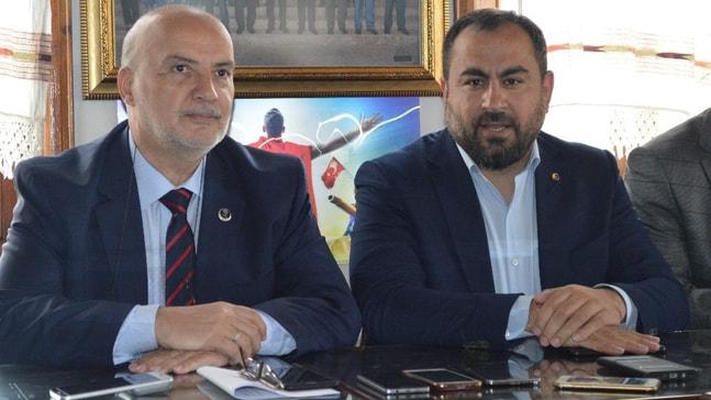 BBP Genel Başkan Yardımcısı Yelis, Fındıkoğlu'na hayırlı olsun ziyaretinde bulundu