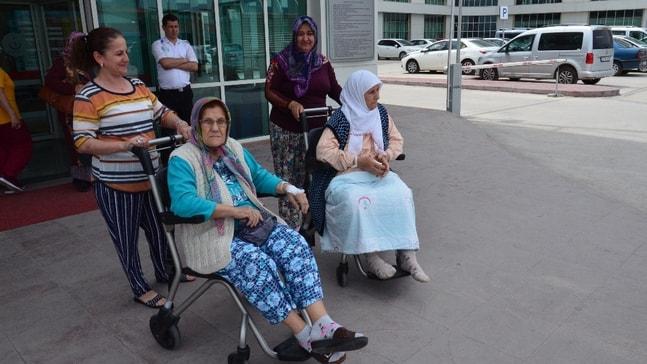 (Özel Haber) Şehir Hastanesi'nde 67 tekerlekli sandalye kayboldu