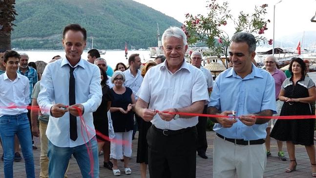 Turkuaz Beach Bistro açıldı