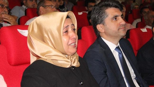 15 Temmuz günü şehit olan Özel Harekat Komiseri Gülşah Güler'in annesi Emine Güler: