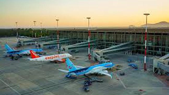 Dalaman Havalimanı'nda yüzde 32 artış