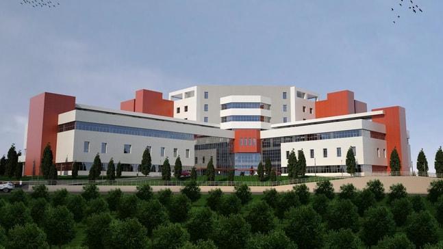 Marmaris  Devlet Hastanesi İhalesi Yapıldı