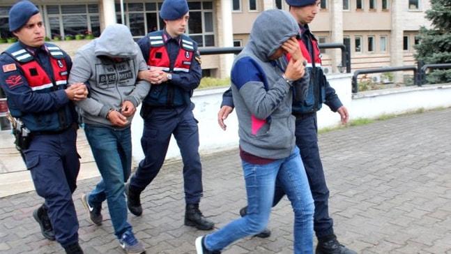 Akbük'teki ağaç katliamında 3 kişi tutuklandı