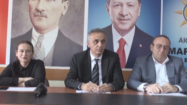 AK Parti'den basın açıklaması