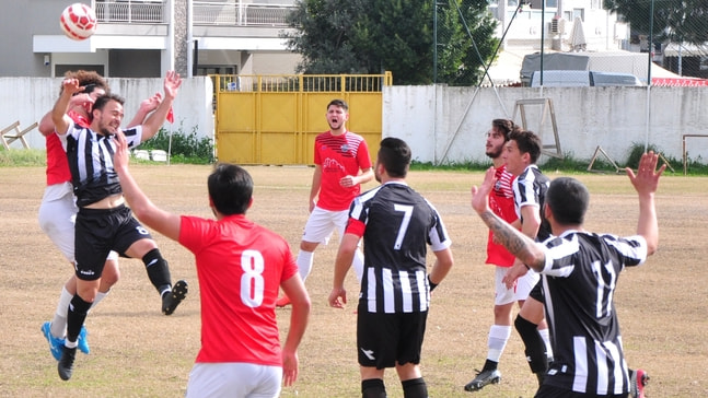 Marmarisspor 0 -  4 Marmaris Belediye Gençlikspor