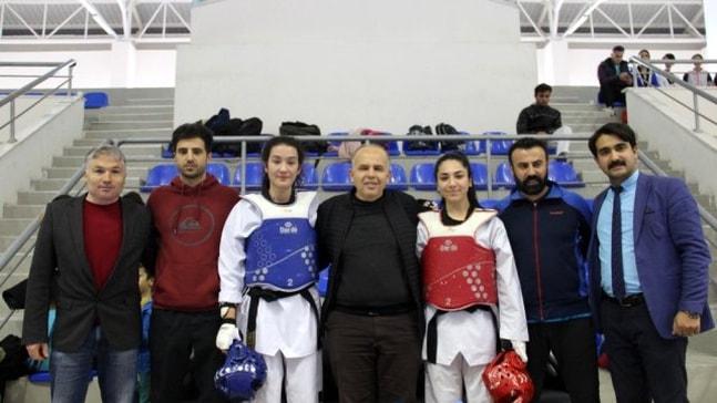 Muğla Taekwondosu şampiyonlarını seçti