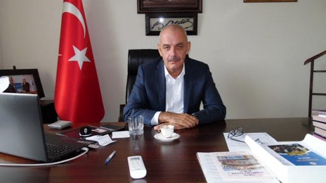 """Kaymakam Aksoy'un """" 10 Kasım Atatürk' ü Anma Günü """" Mesajı"""