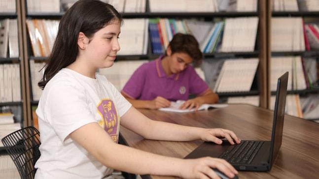 Marmaris Uğur Okulları Uzaktan Eğitime hazır