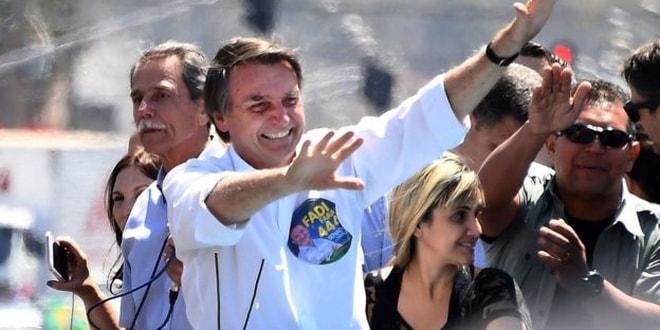 Brezilya'nın devlet başkan adayı Bolsonaro'ya bıçaklı saldırı