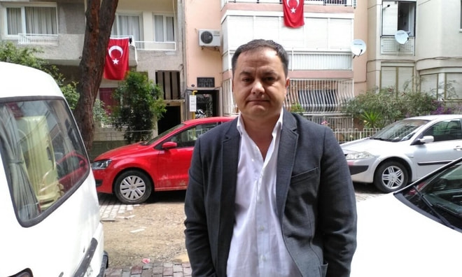 Gazeteci Gökmen Ulu gözaltına alındı