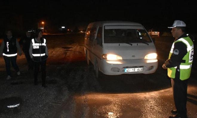 Marmaris'te  14 kişi gözaltına alındı