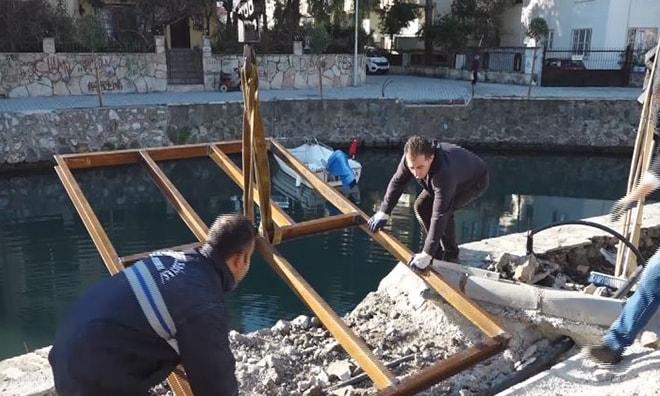Venedik Deresi'ne seyir terası