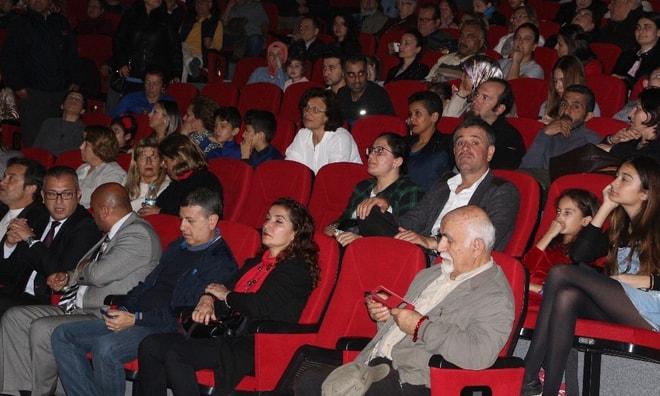 'Bir Efsanedir Çanakkale' etkinliğine yoğun ilgi