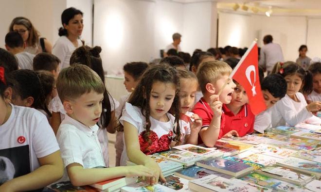 Marmaris'te Çocuk Kitap Günleri başladı