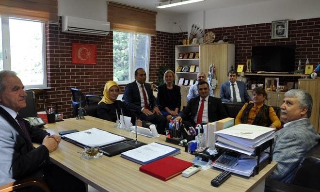 'Milli Birlik ve Kardeşlik Buluşması' Marmaris'te gerçekleşti