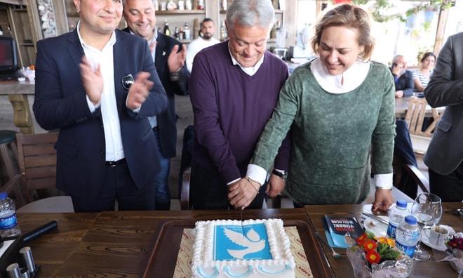 """"""" Ali Başkan'la yola devam"""""""