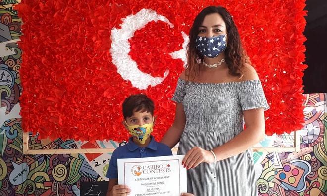 Mehmet Yiğit matematikte dünya birincisi oldu